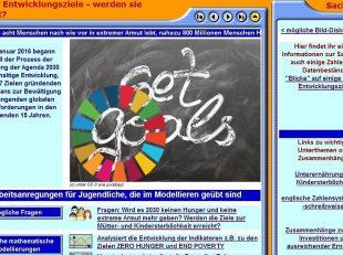 Lernumgebung Modellieren mit Mathe - MMM