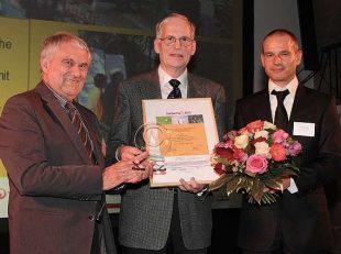 Sieger: Dr. Gerold Fierment