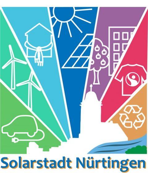 Logo der Solarstadt Nürtingen