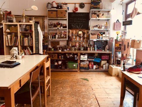 Die Werkstatt von Kunzstoffe