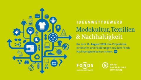 Wettbewerb Nachhaltige Textilien